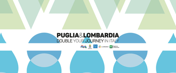 Puglia&Lombardia - Double Your Journey in Italy